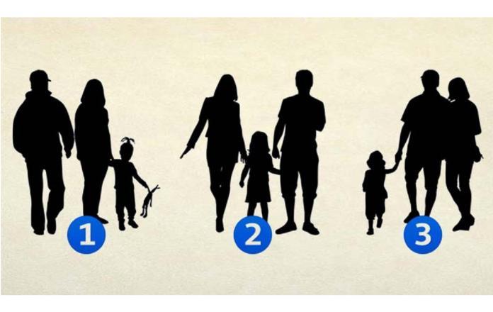 神準!直覺選出誰不是<b>一家人</b> 答案揭密你的「真實性格」