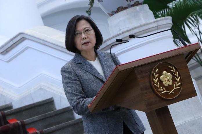 BBC專訪 蔡英文:我們已是獨立國家叫中華民國台灣