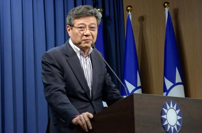 欲出席海峽論壇卻挨轟 國民黨前主席林榮德決定不去了!