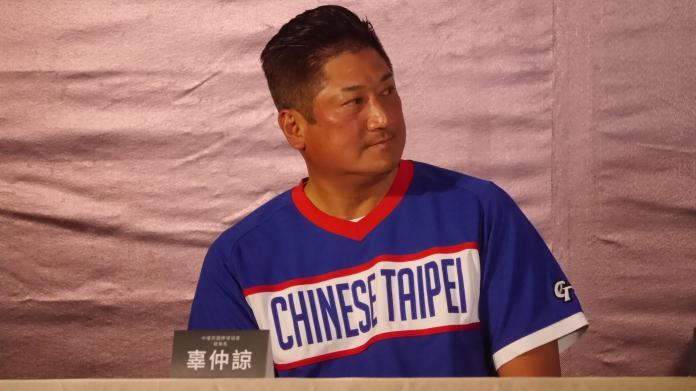 六搶一/彭政閔、王建民是否加入中華隊? <b>辜仲諒</b>這樣說