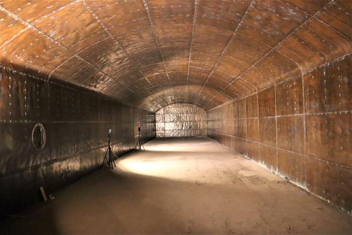 打造軍事觀光新亮點 澎銅牆鐵壁彈藥庫年底開放