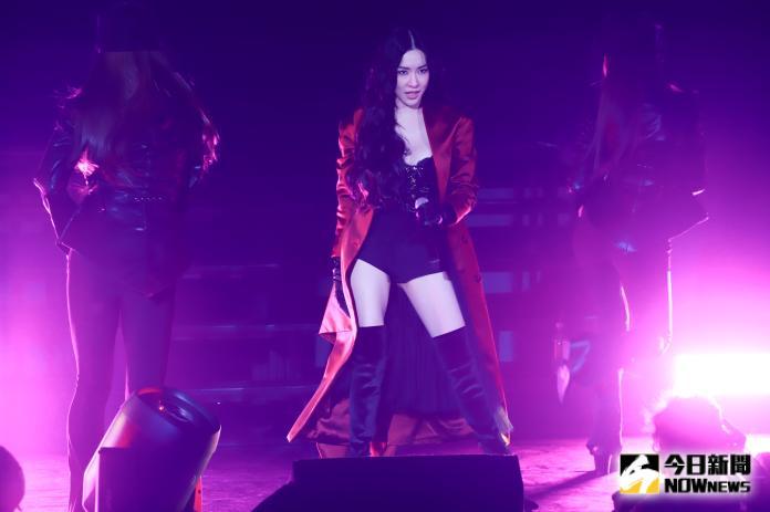 ▲「少女時代」TIFFANY演唱會。(圖/記者葉政勳攝 , 2020.01.19)