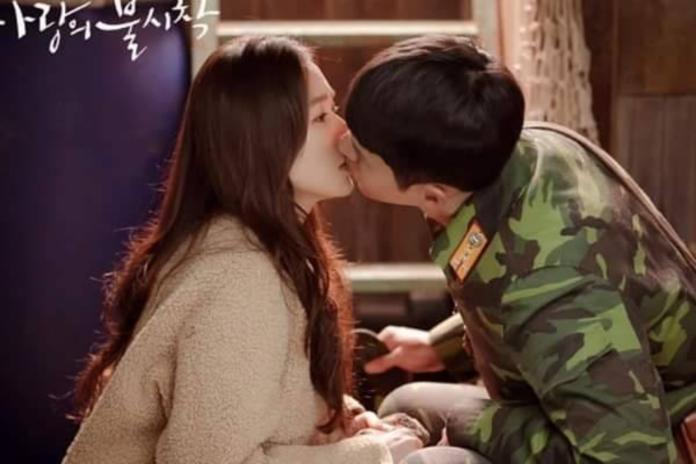 ▲由玄彬、孫藝珍主演《愛的迫降》是近期人氣最高的韓劇。(圖/翻攝網路)