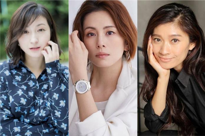 ▲左至右為日本女星廣末涼子、米倉涼子、篠原涼子。(圖/取自 PTT )