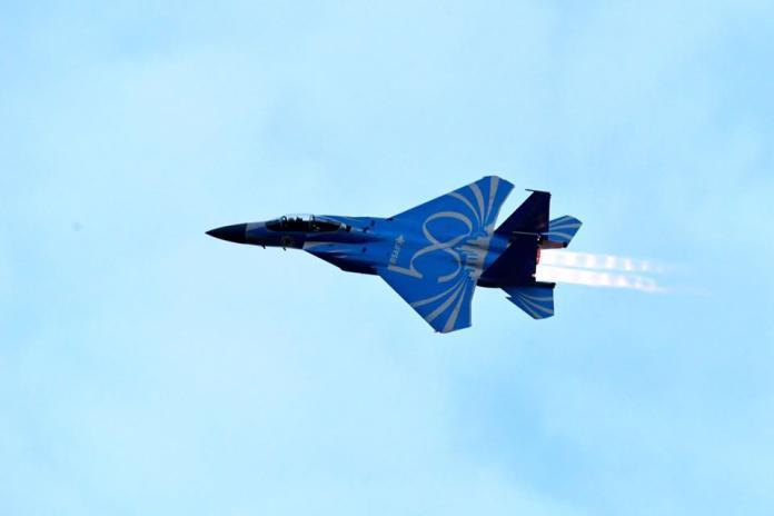 軍武/絕不是鼻屎國!新加坡空軍戰力東南亞最強