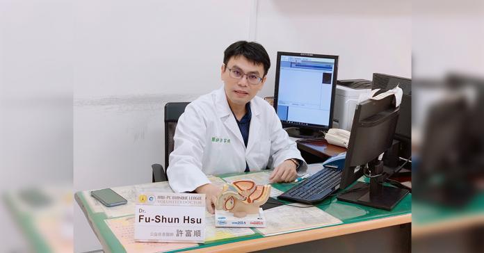 排尿不順確診攝護腺癌 海福刀不漏尿保性福