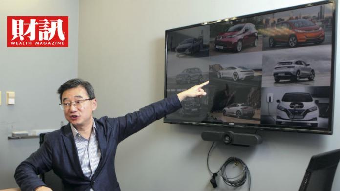 ▲電動車新車款將密集問市,王景弘看好充電網商機(圖/財訊雙周刊提供)