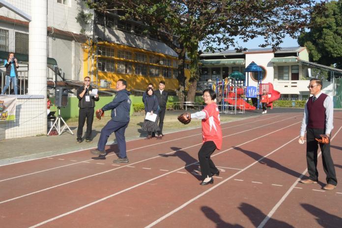 影/員林市<b>東山國小</b>2020科技棒球冬令營開訓典禮