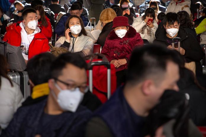 防堵疫情!官方倡就地過年 中國春運預售票大減6成