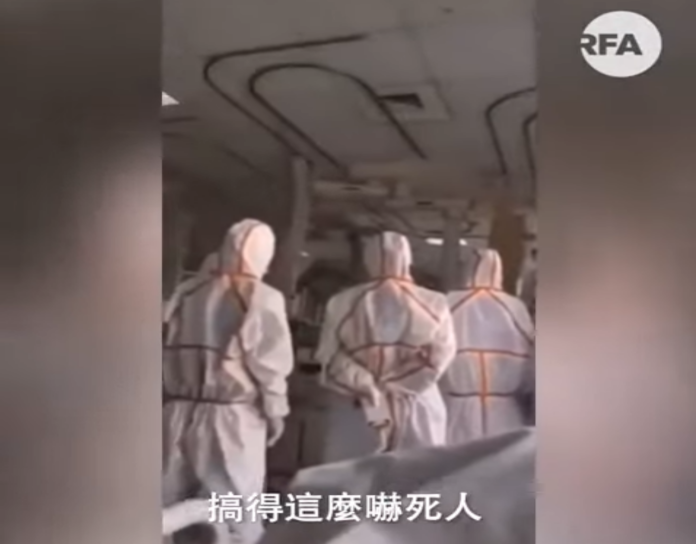 隔離房亂錄影還譏「搞得這麼嚇人」!武漢男被酸:可憐哪