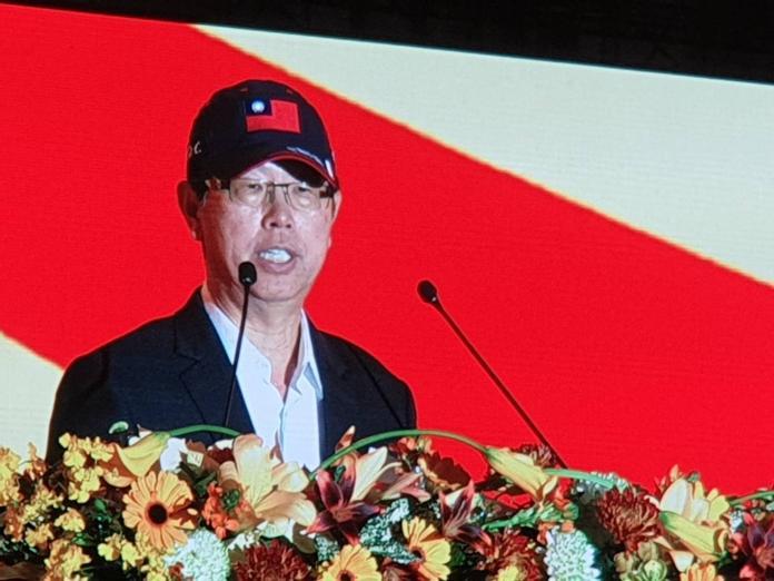 鴻海董座劉揚偉:最壞也最好年代 年中成立研究院