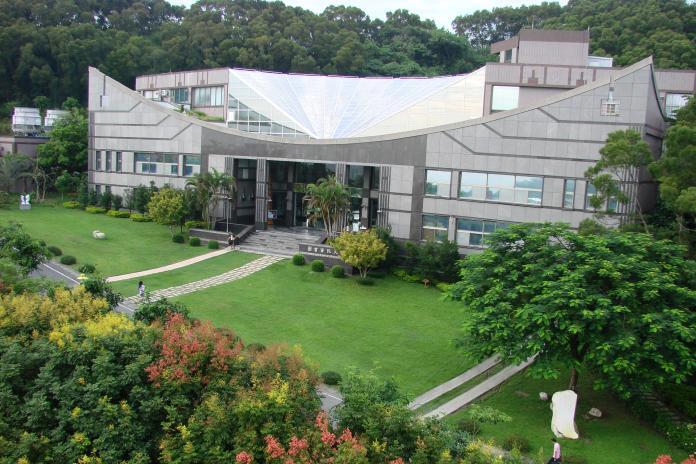 <br> ▲大葉大學綠意盎然的校園,是踏青的好去處。(圖/記者陳雅芳攝,2020.01.24)