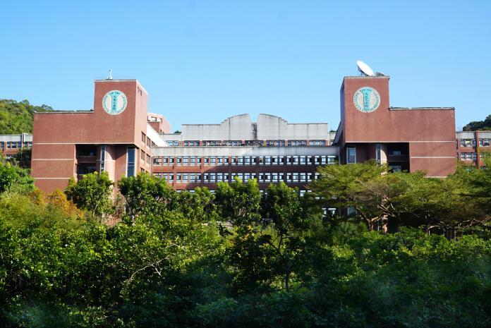 <br> ▲大葉大學是散步呼吸芬多精的好去處。(圖/記者陳雅芳攝,2020.01.24)