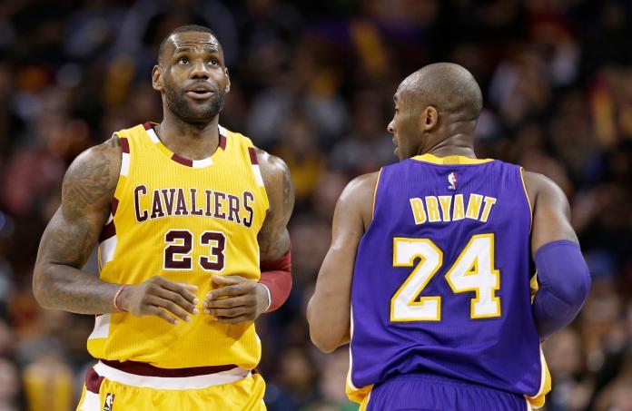 NBA/手指多了護具!詹皇印上「24」永遠紀念Kobe