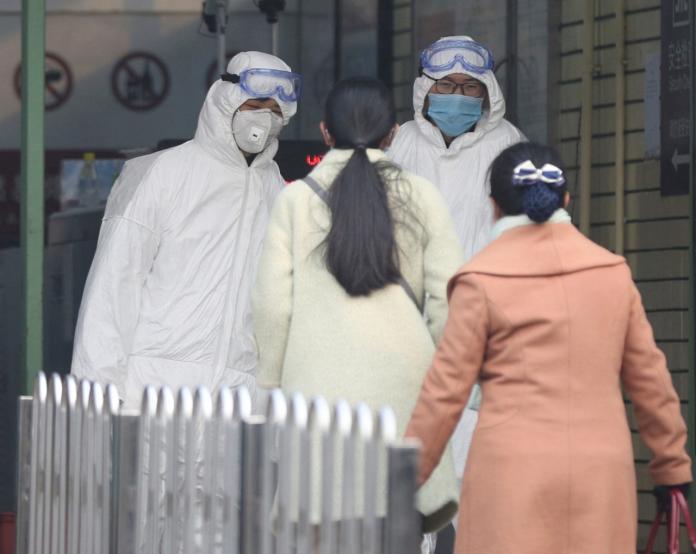 武漢肺炎疫情延燒 醫院因應:封門、專車接送