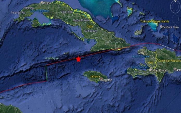 規模7.7極淺層強震襲牙買加、古巴!一度發佈<b>海嘯警報</b>