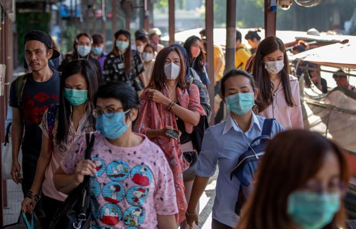 為何台灣武漢肺炎確診人數比日韓多?答案一面倒:太恐怖