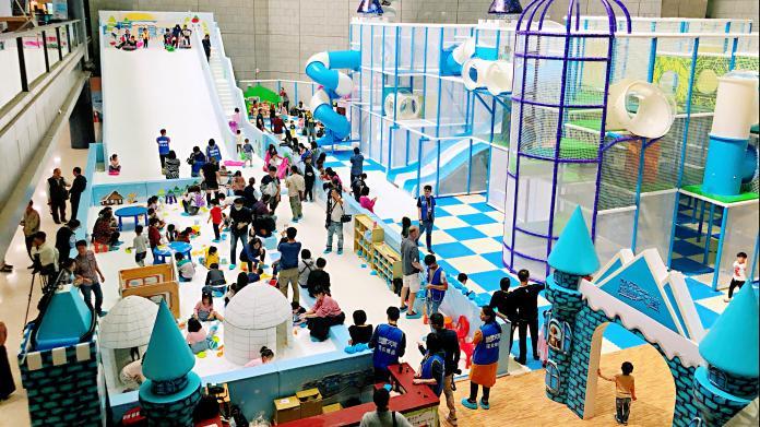南台灣第一座常溫滑雪樂園 熱「雪」天堂<b>科工館</b>登場