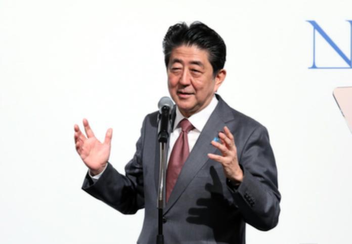 安倍連續在任2799天 創日本憲政史上最久紀錄