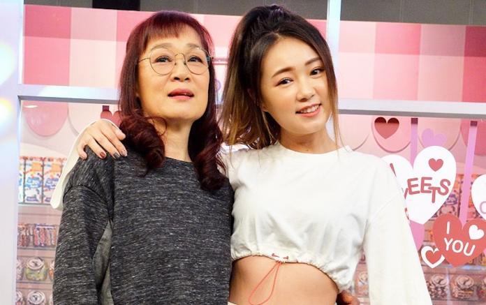 衛視中文台《請問你是哪裡人》詹子晴幫媽媽拍照閉眼機率9成高,難得景點照失敗哭了01