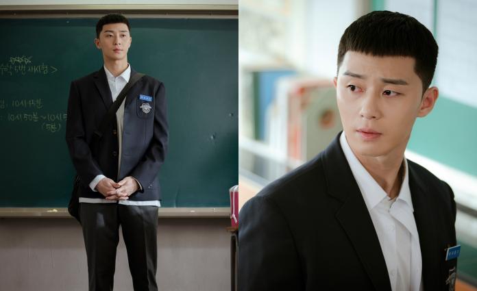 31歲朴敘俊回去讀高中 穿上制服:我還年輕
