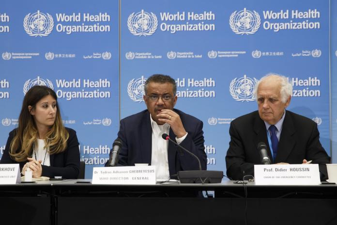 世界衛生組織WHO:香港01