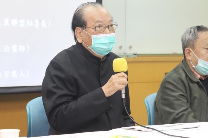 武漢肺炎疫情延燒 醫協理事長籲應捐贈中國口罩