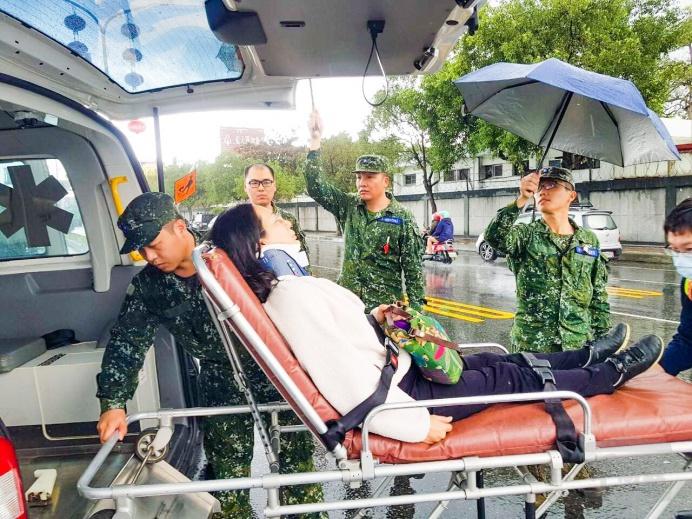 ▲ 陸軍花東防衛指揮部提供