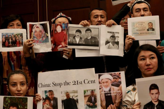 美發布報告:中國在新疆作為構成違反人道罪