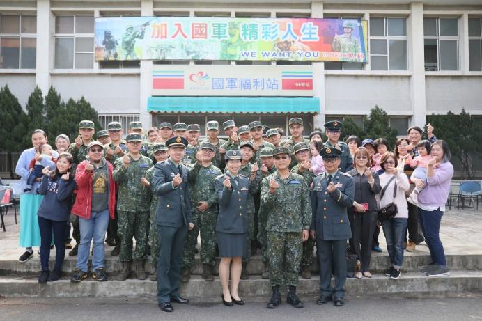 ▲ 陸軍步兵206旅提供