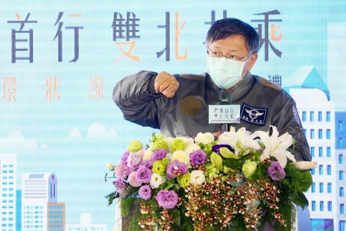韓國瑜要蓋大型肺炎<b>收容所</b> 柯文哲:那是誰教他的?