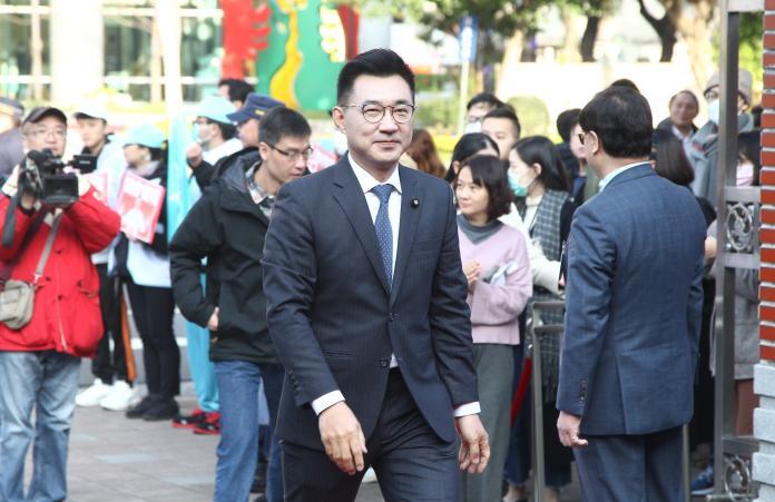 韓市府政績可檢驗 江啟臣相信韓國瑜會做好市政