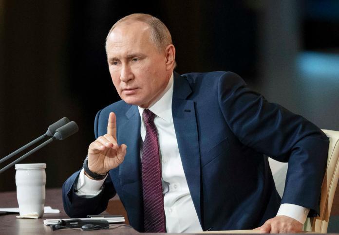 俄羅斯確診爆衝!普丁狂讚賞「好朋友」:給了1.5億口罩