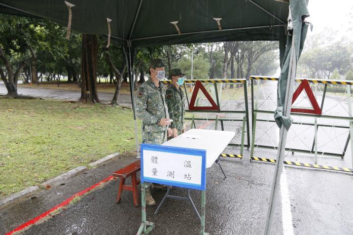 配合防疫需求 國防部空置<b>營區</b>準備好了
