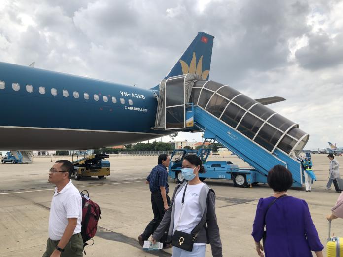 ▲武漢肺炎疫情延燒,繼義大利後,越南也宣布停止往來台灣之間的航班,對觀光業造成相當大的衝擊。(圖/記者陳致宇攝)