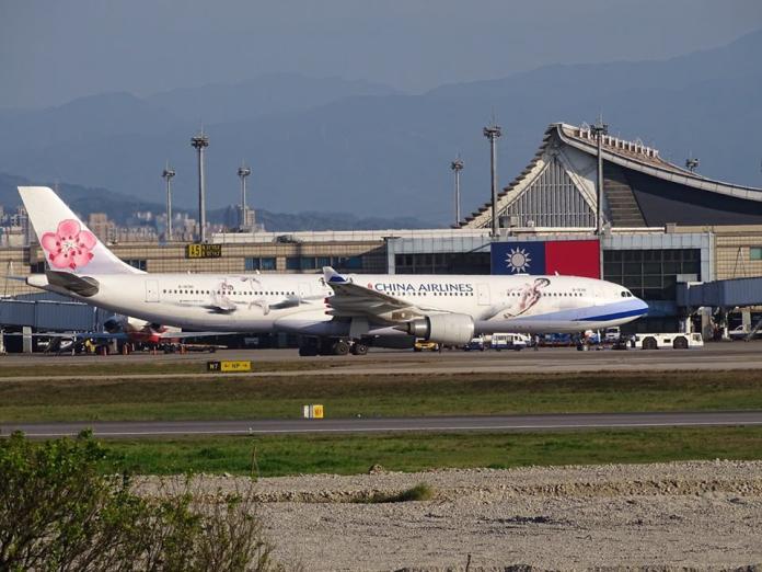 華航運外援口罩被誤認來自中國 綠委支持改名<b>台灣航空</b>