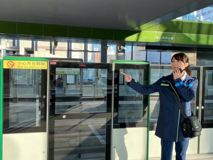 中捷公司接管捷運綠線 比照營運模式作業