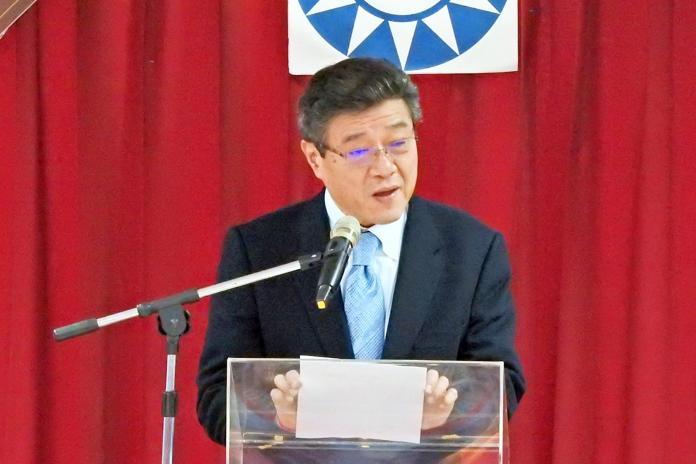 傅崐萁黨籍案壓力大 代理主席林榮德指示中常會暫停一次