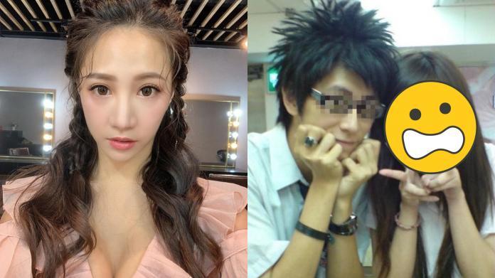 林采緹13年前學生照曝光 五官太驚人!網友:認不出來