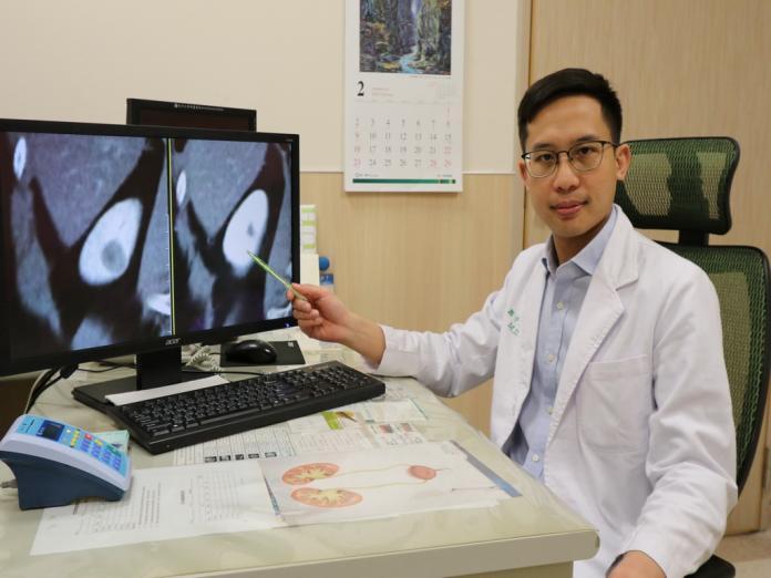 腳麻背痛竟是腎細胞癌 標靶、免疫療法打擊癌胞