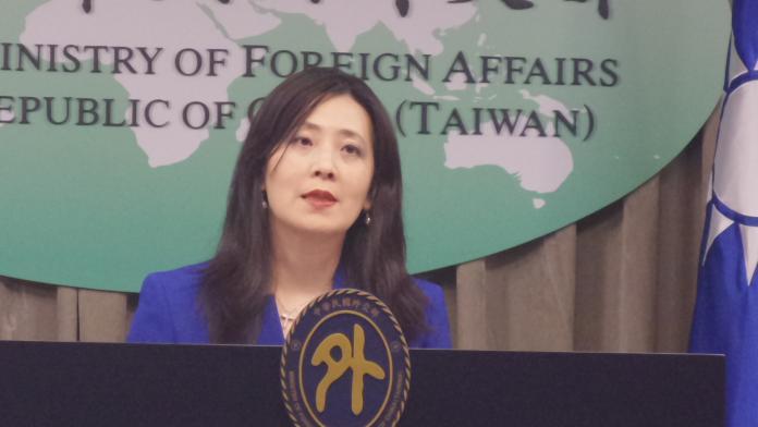 <br> ▲外交部發言人歐江安。(圖/ NOWnews 資料照)