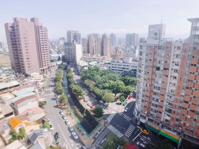 ▲台中市近年房價持續上漲,市區1字頭新成屋快沒了。(圖/信義房屋提供)