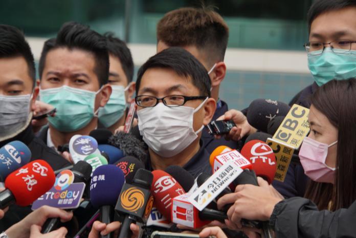 武漢包機成防疫破口! 台灣基進批:國民黨還在沾沾自喜