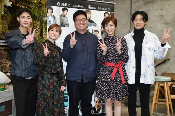 ▲《鏡子森林》第二季加入鄭宜農、夏騰宏演出。(圖/記者林柏年攝)