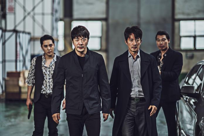 《大畫特務》韓國首周票房飆破3.5億台幣,榮登新片票房亞軍,超過150萬名觀眾笑到噴淚!