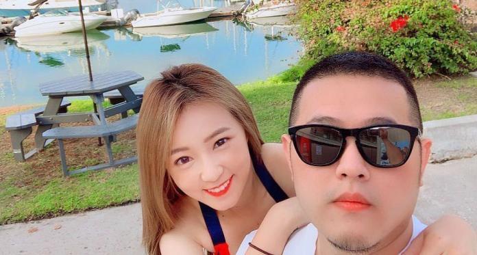 ▲詹子晴和男友愛情長跑8年。(圖/翻攝IG)