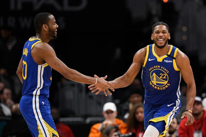 Warriors Wizards Basketball
