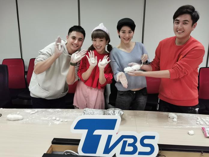 <br> ▲劇中梁舒涵與曾子余婚後遲遲還沒有蜜月旅行。(圖/TVBS提供)
