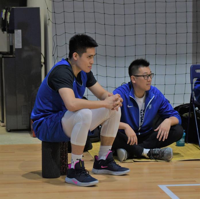 籃球/武漢肺炎影響CBA持續延賽 陳盈駿:專心訓練