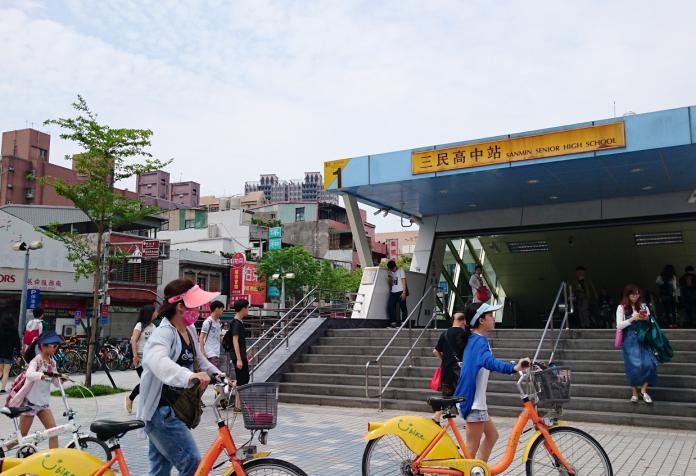 ▲新北蘆洲捷運3站點當中,以三民高中站周邊買氣最熱。(圖/信義房屋提供)